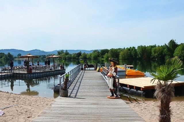 Gifiz-Strandbad startet mit höheren Preisen in die Saison