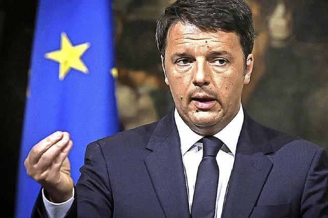 Italien schleppt sich mühsam aus der Rezession