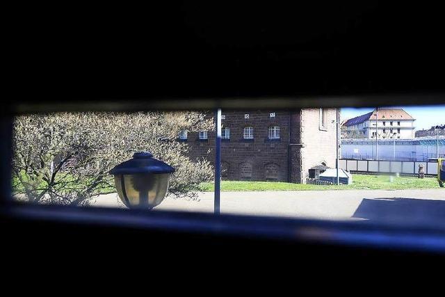 Kantinenboykott im Freiburger Gefängnis: