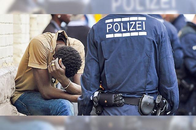 Asylbewerber verhaftet