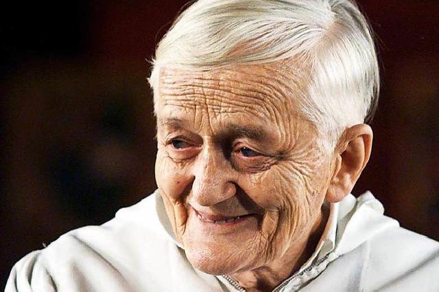 Vor 100 Jahren wurde Taizé-Gründer Frère Roger geboren