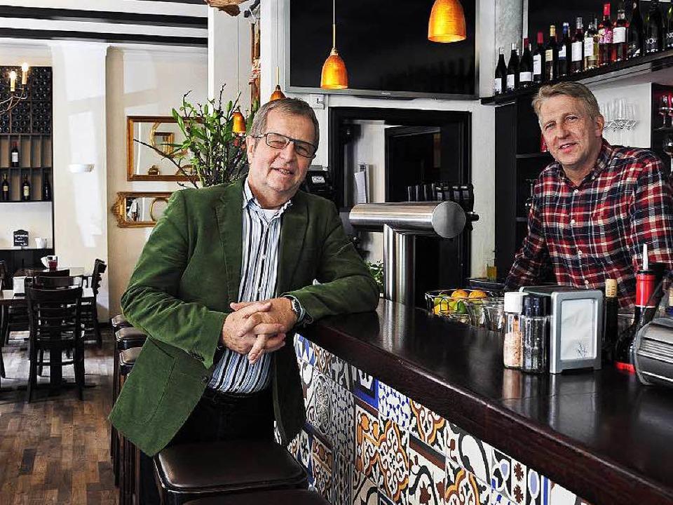 Aus der Clubszene sind Bernd Winkler (...) und Armin Schäfer nun ausgestiegen.   | Foto: thomas kunz