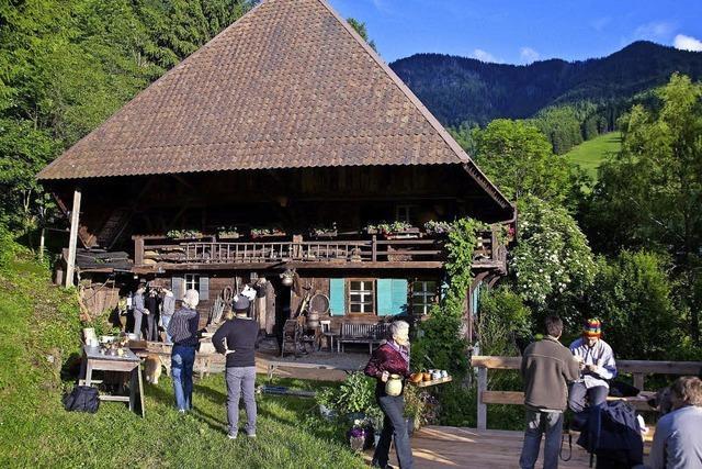 Führungen im Schwarzwaldhaus 1902 im Münstertal