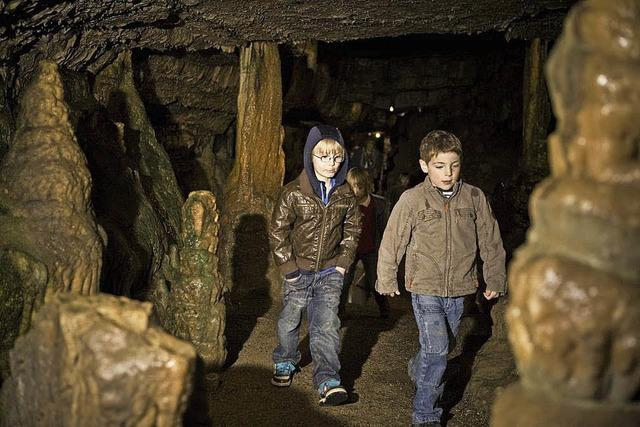 Erdmannshöhle in Hasel