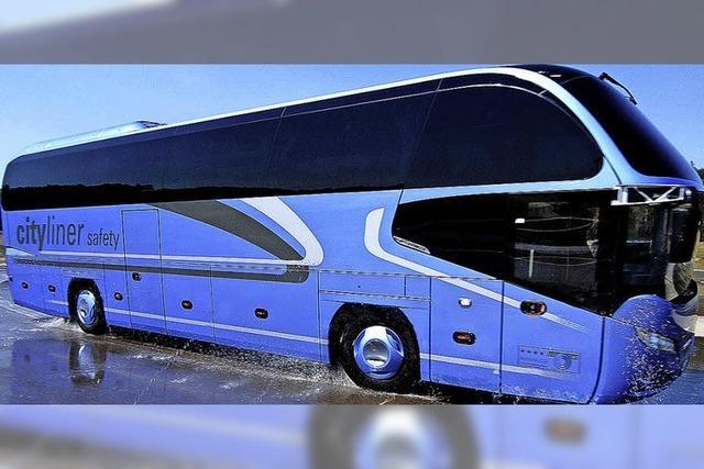 Tipps für lange Busreisen