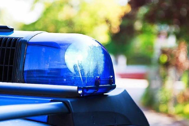 Fußgänger stößt auf schlafende Einbrecher - Vier Männer verhaftet