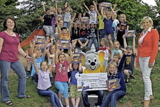Kinder unterstützen Hilfsverein