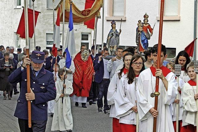 Sankt Gangolf zu Ehren