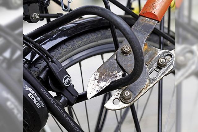 Weiler Schulen leiden unter Fahrraddieben
