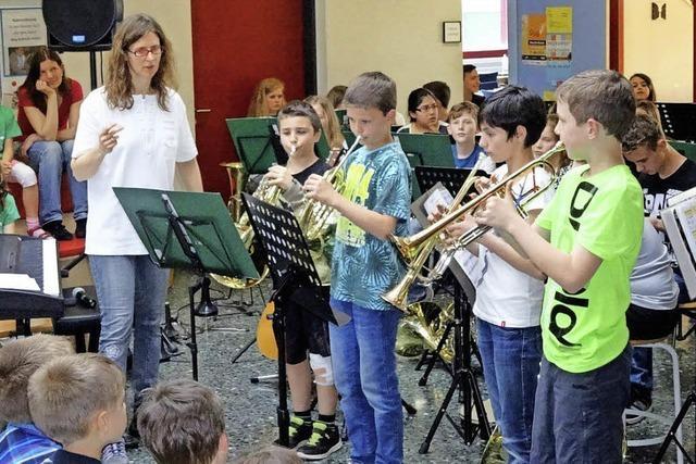 Zwei Schulen – ein Schülerkonzert