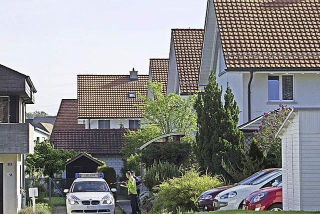 Täter war vor Bluttat in Würenlingen in Psychiatrie