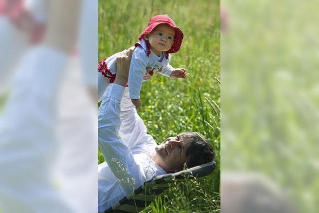 Zum Vatertag ein Querschnitt der verschiedenen Vatertypen