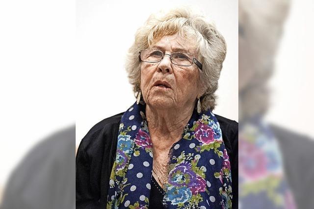Auschwitz-Überlebende Zahavi klagt früheren SS-Mann Gröning an