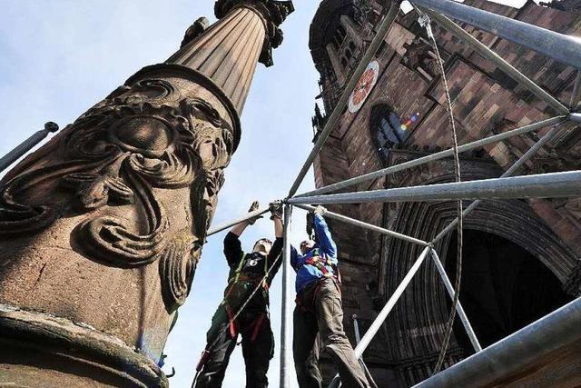 Die Münsterbauhütte: Werken für Freiburgs Kathedrale