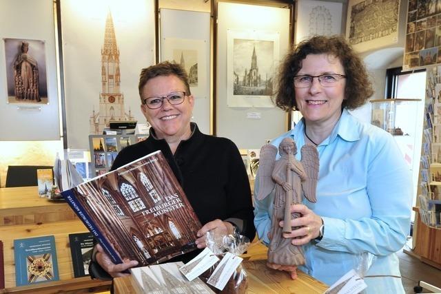Im Münsterladen gibt's Schönes und Nützliches