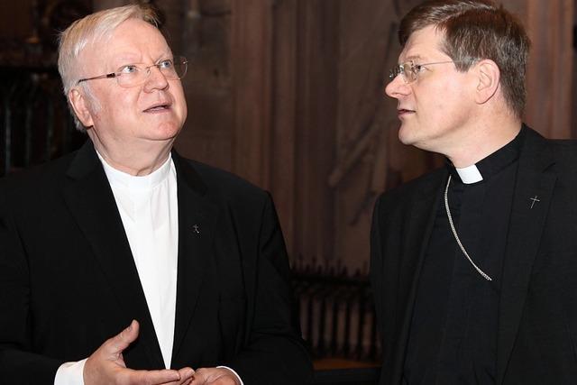 Mit Erzbischof und Dompfarrer durchs Münster