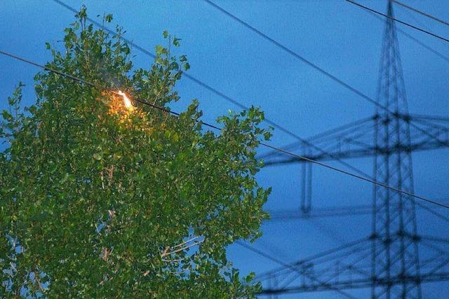 Großer Stromausfall in Rheinfelden und Schwörstadt
