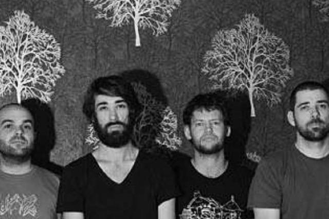 Die Band Tangled Thoughts of Leaving kommt nach Freiburg