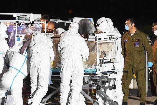 Italienischer Krankenpfleger infiziert sich mit Ebola
