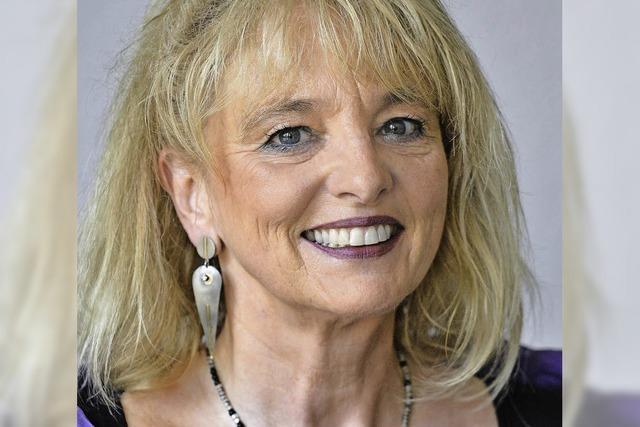 Karin Minuth, Mitgründerin der Freibruger Puppenbühne