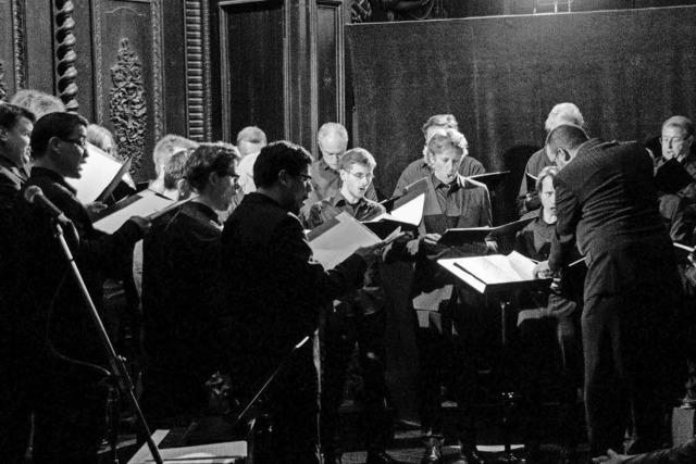 L'Ensemble Vocal de Bruxelles in Emmendingen