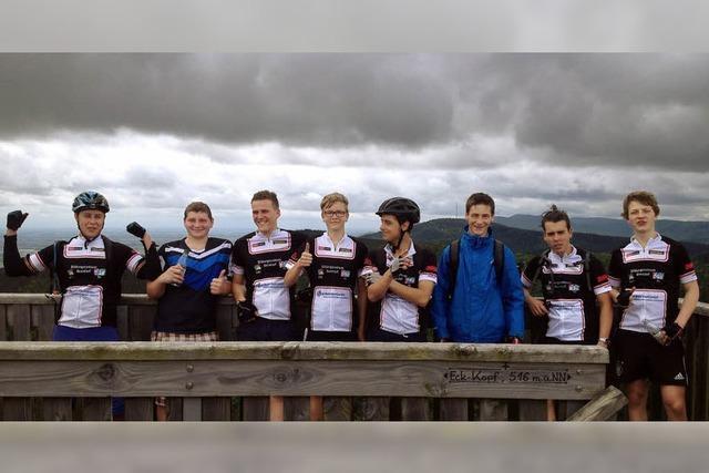 Erfolge für die Mountainbiker
