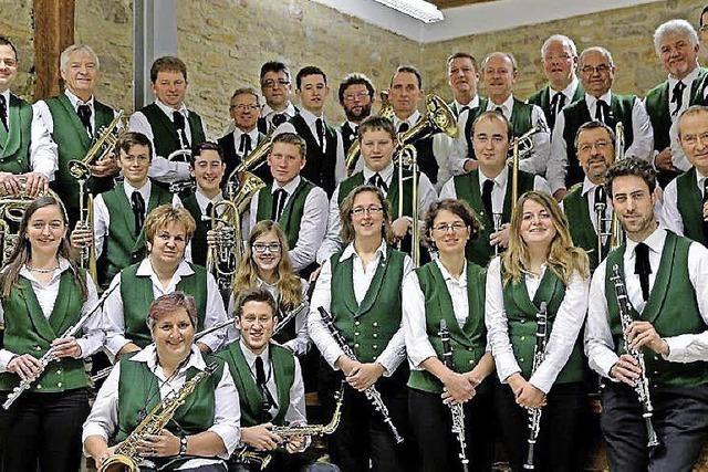 Musikverein Britzingen feiert 150-jähriges Bestehen