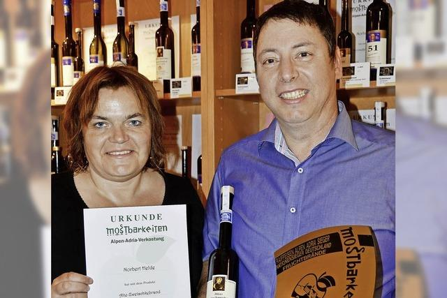 Erfolg für Weingut Helde