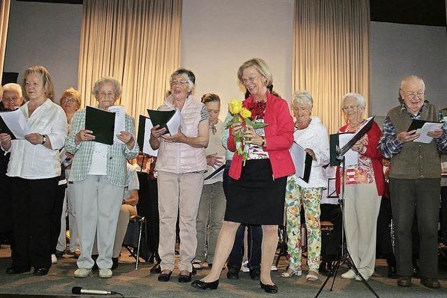 Frühlingsfest des Altenwerks erfreute alle Besucher