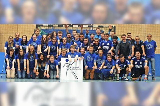 Handballern gelingt gleich mehrfach der große Wurf
