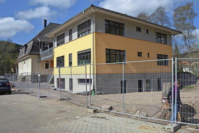 Es ist vollbracht: Kindergarten Wunderfitz umgebaut und erweitert
