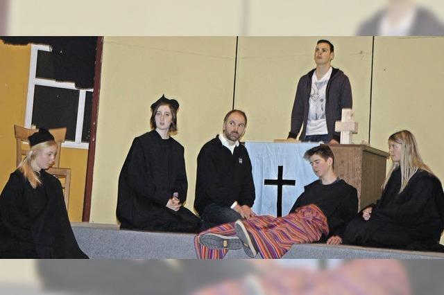 Über das Ende des Jesuitenstaates