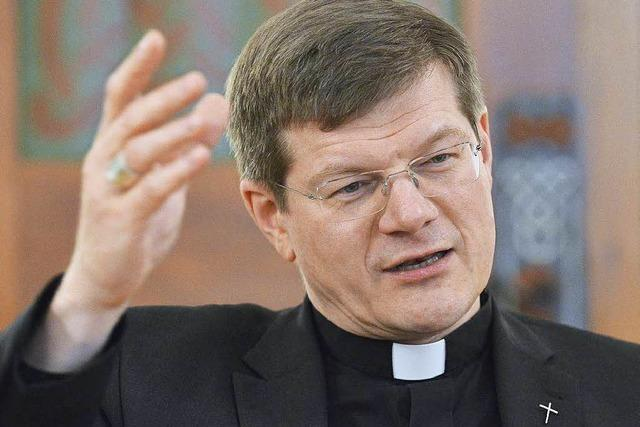 Erzbischof Stephan Burger äußert sich erstmals umfassend