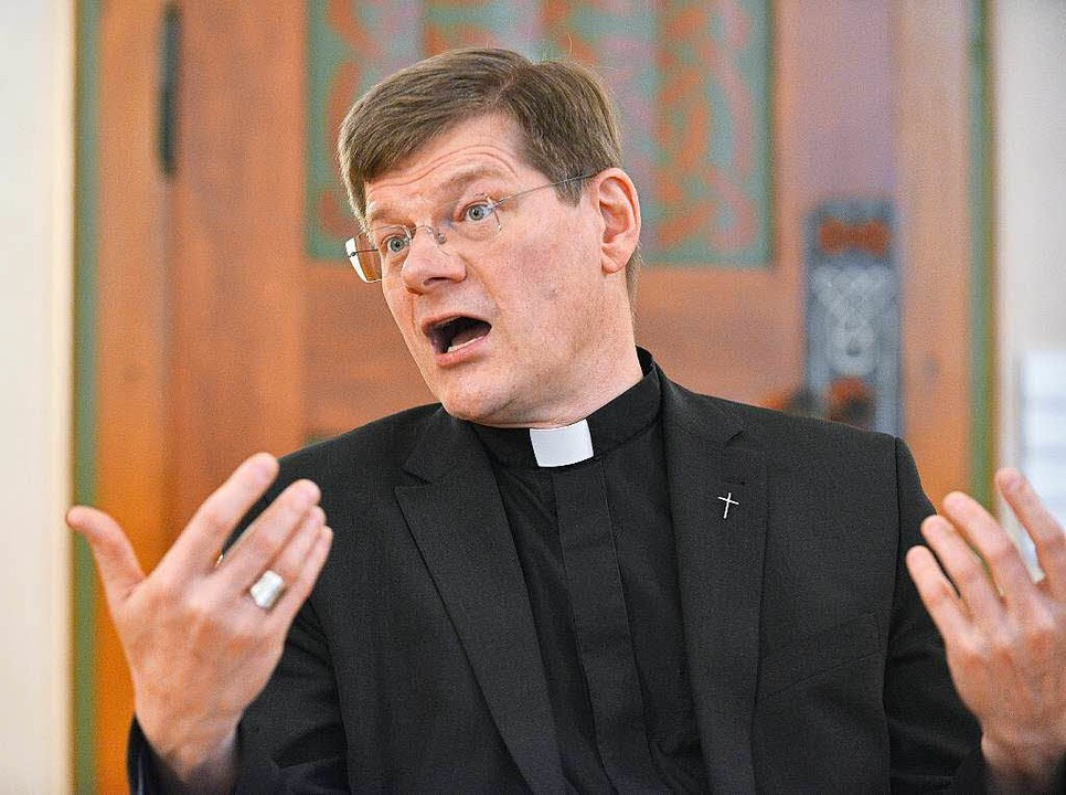 """Woher sollen unsere Priester kommen?""  | Foto: Michael Bamberger"