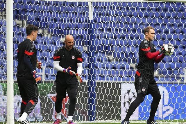 Wer steht gegen den SC Freiburg im Tor? Neuer verletzt