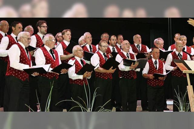 Jahreskonzert der Chorgemeinschaft Titisee-Jostal im Kurhaus Titisee