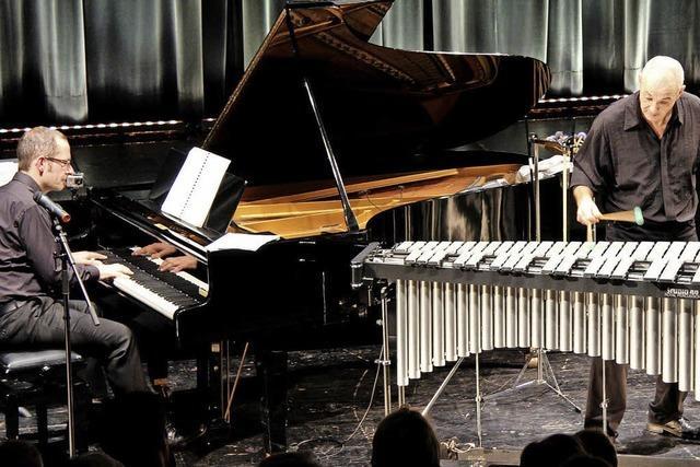 Piano Mallets in der Evangelischen Kirche in Gengenbach