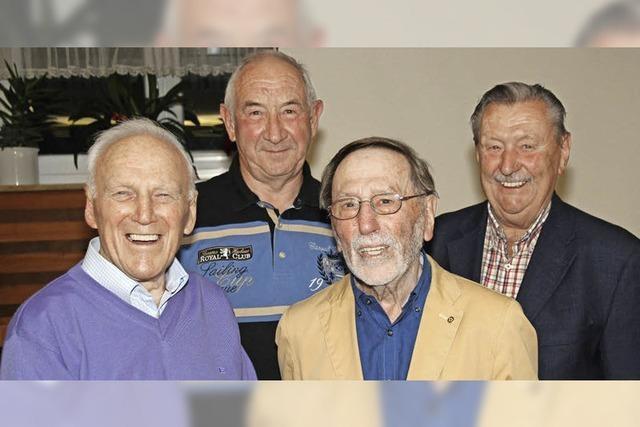Seit 70 Jahren im Skiclub