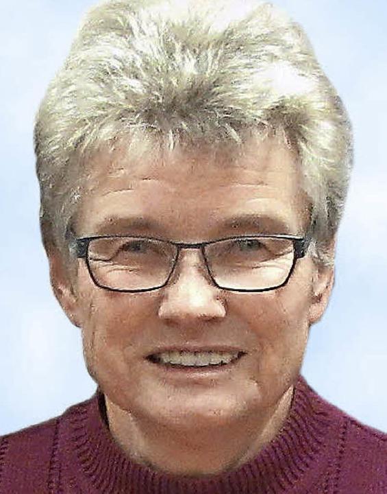 Vorstand der Direktvermarkter (von lin...zender), Susanne Denzer (Beisitzerin).  | Foto: Jutta Schütz