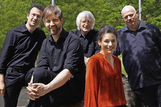 Acoustic Five auf der Alemannischen Bühne in Freiburg