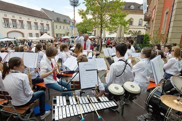 Internationales Begegnungsfest in Müllheim