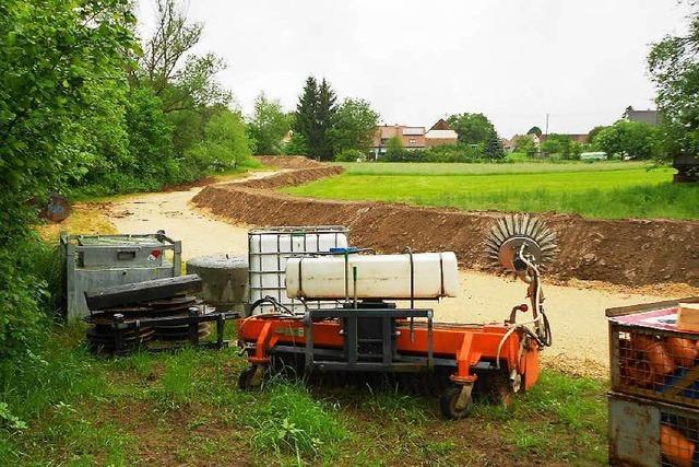 Welmlinger Baustelle: Ab Dienstag wird die B 3 gesperrt