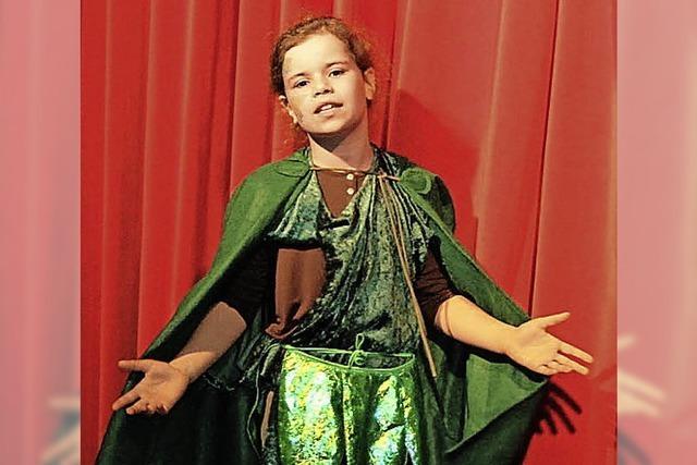 Schultheater zugunsten eines guten Zwecks