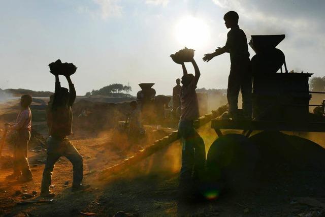 Indien will die Kinderarbeit beschränken