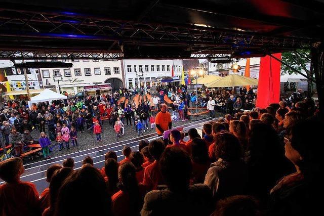 Lange Nacht in Emmendingen lockt Tausende Besucher