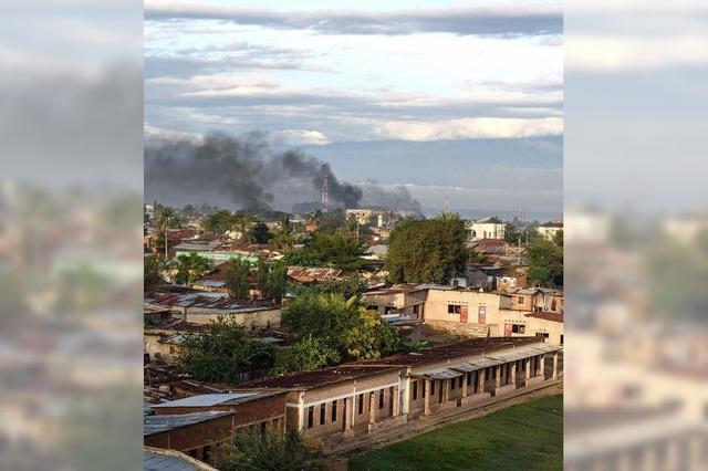 Putschisten in Burundi geben auf