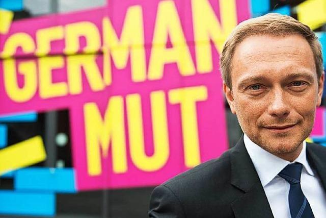 Die FDP macht sich Mut – Parteichef Lindner klar bestätigt