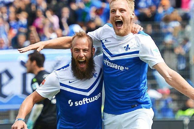 SV Darmstadt 98 klopft an die Tür zur Bundesliga
