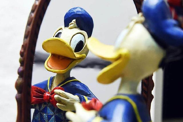 Ein Freiburger erforscht, was Donald-Duck-Hefte lesenswert macht