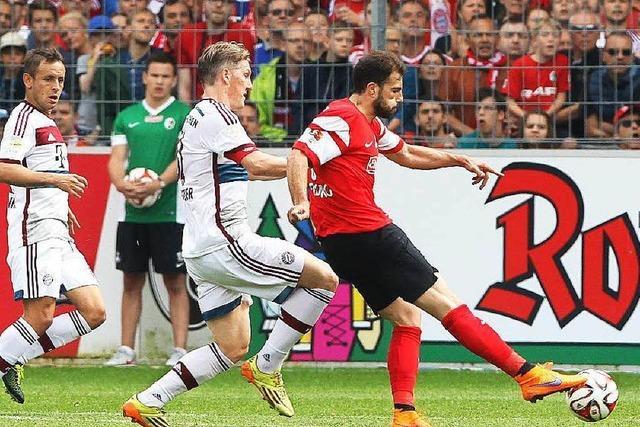 Live-Ticker zum Nachlesen: SC Freiburg – FC Bayern München 2:1